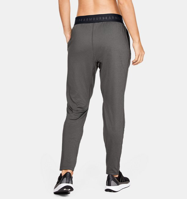 Womens UA Armour Sport Melange Pants