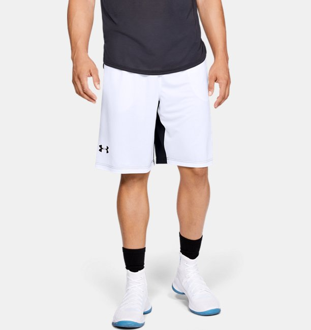 Mens UA BTL 10 Shorts