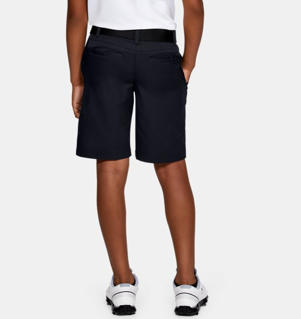 Boys UA Match Play 2.0 Golf Shorts