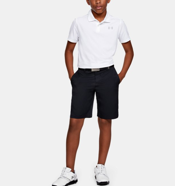 Shorts de Golf UA Match Play 2.0 para Niño