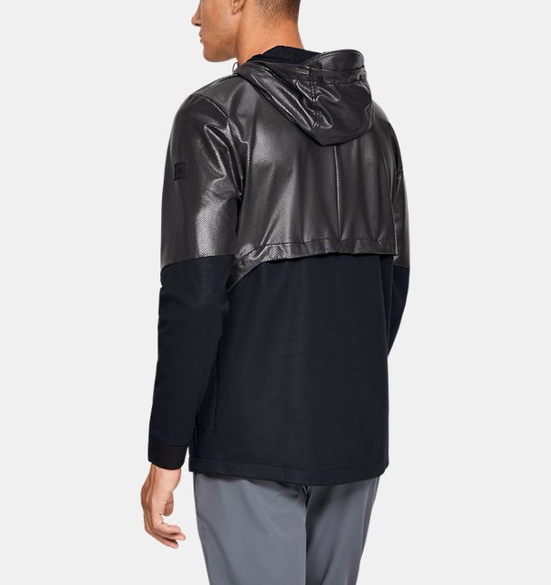Mens UA Hybrid Windbreaker Jacket