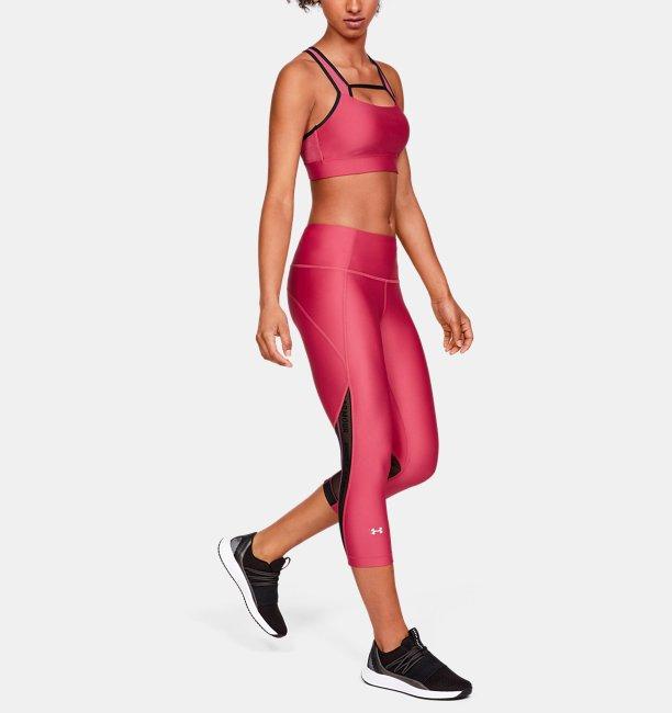Womens HeatGear® Armour Capri Branded