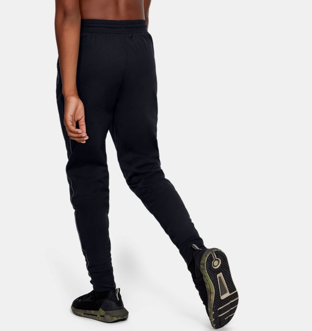 Boys UA Pennant Tapered Trousers