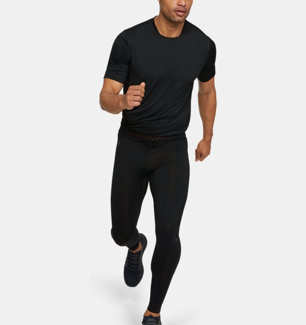 Mens UA RUSH™ Run HeatGear® Tights