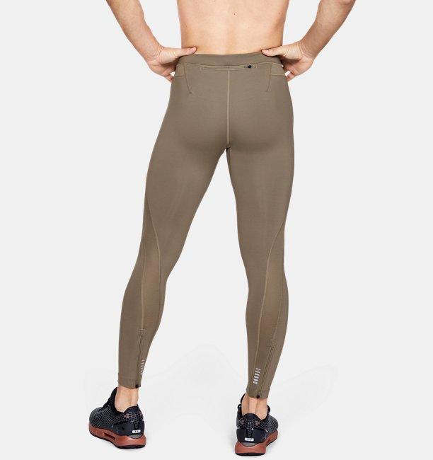 Mallas UA RUSH™ Run HeatGear® para Hombre