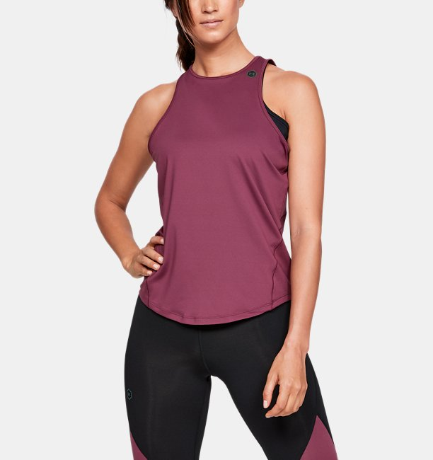 Womens UA RUSH Tank