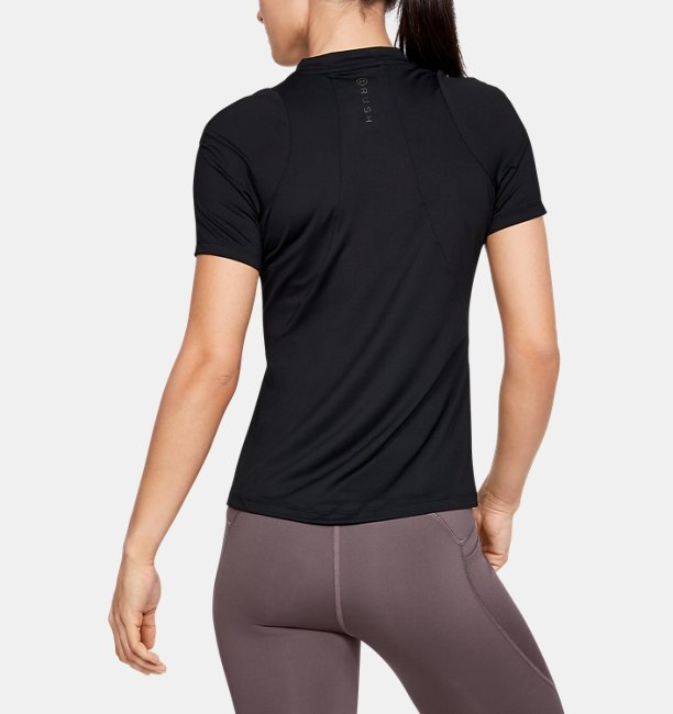 Womens UA RUSH™ Short Sleeve