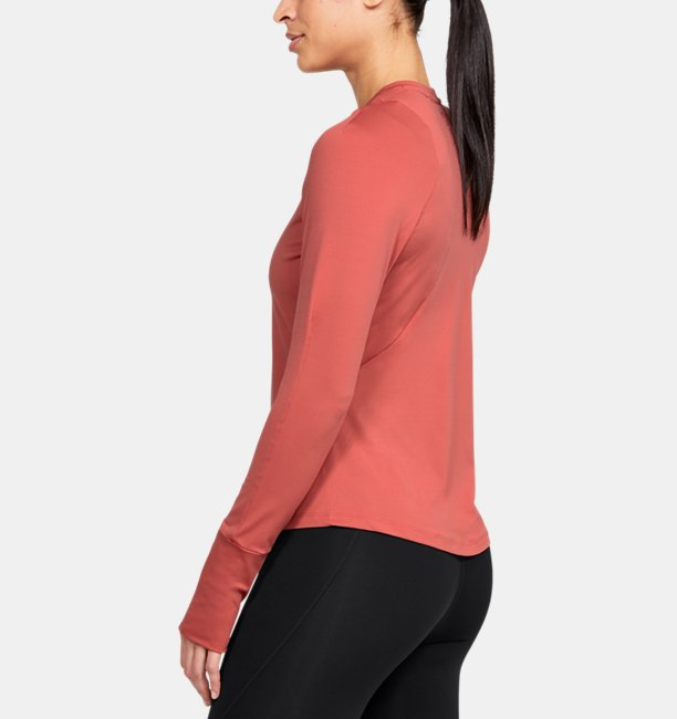 Womens UA RUSH™ Long Sleeve