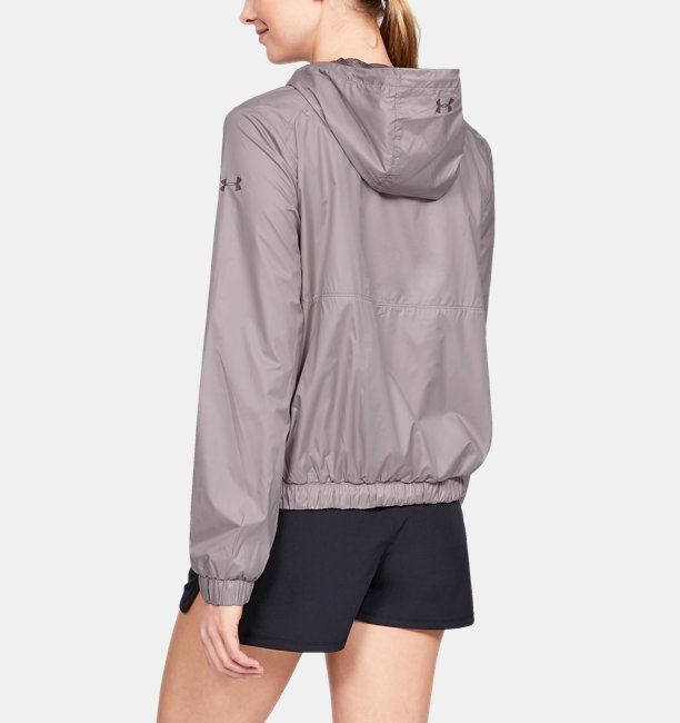 Womens UA Windbreaker Anorak