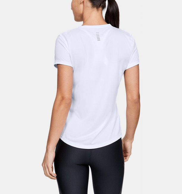 Womens UA International Run Day T-Shirt