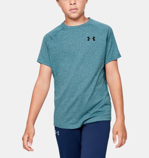 Boys UA Tech™ Short Sleeve