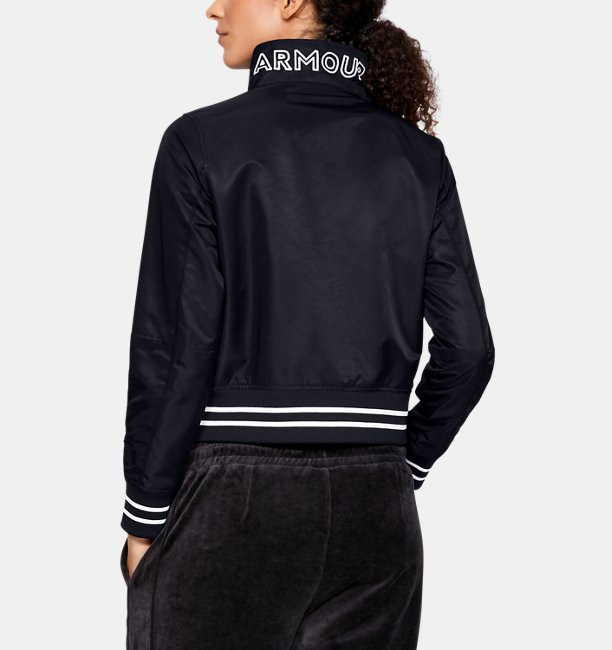 Womens UA Be Seen Track Jacket