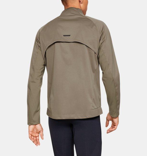 Mens UA Perpetual Storm Run Jacket