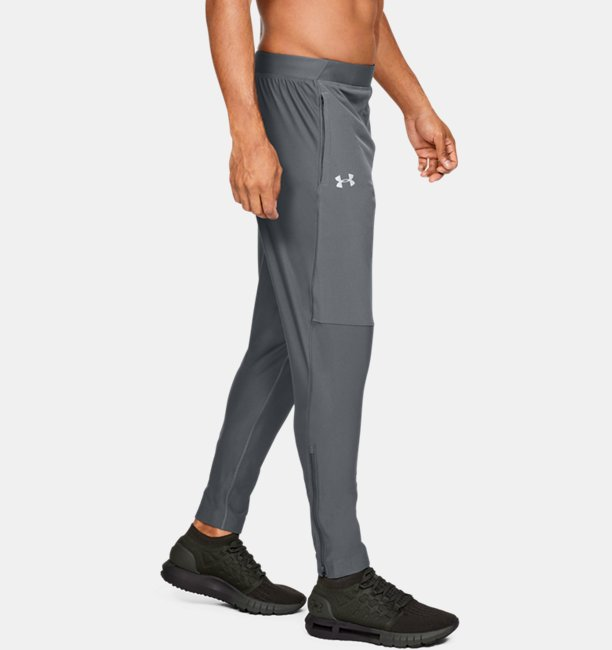 Mens UA Qualifier Speedpocket Trousers