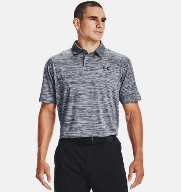 Mens UA Performance Polo Textured