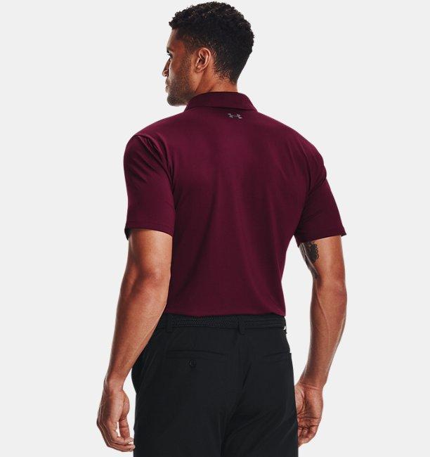 Mens UA Performance Polo Textured