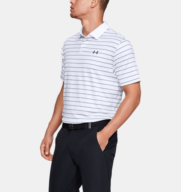 Mens UA Performance Polo 2.0 Novelty