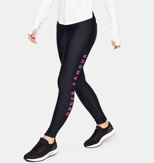 Women's UA Armour Fly Fast Wordmark Tights