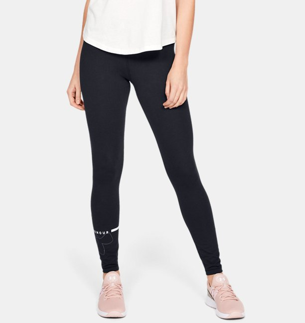 Leggings UA Favorite Big Logo para Mujer