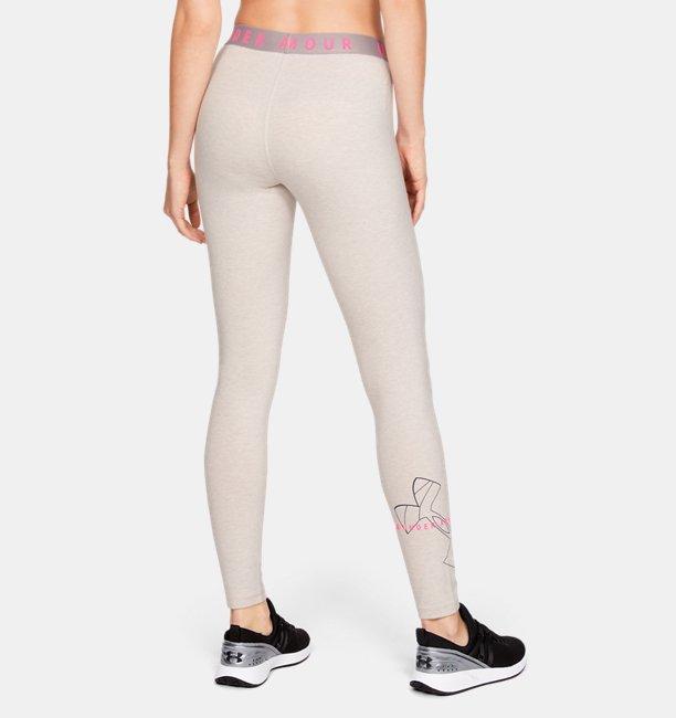 Womens UA Favorite Big Logo Leggings