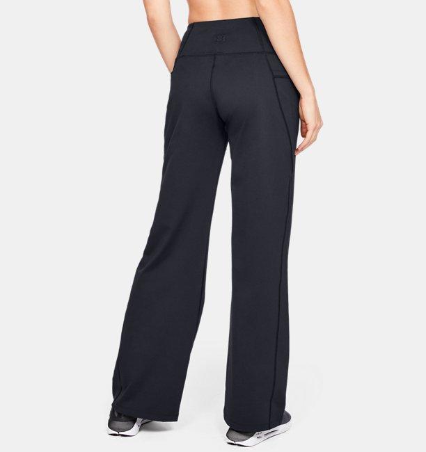 Womens UA All Around Wide Leg Pants