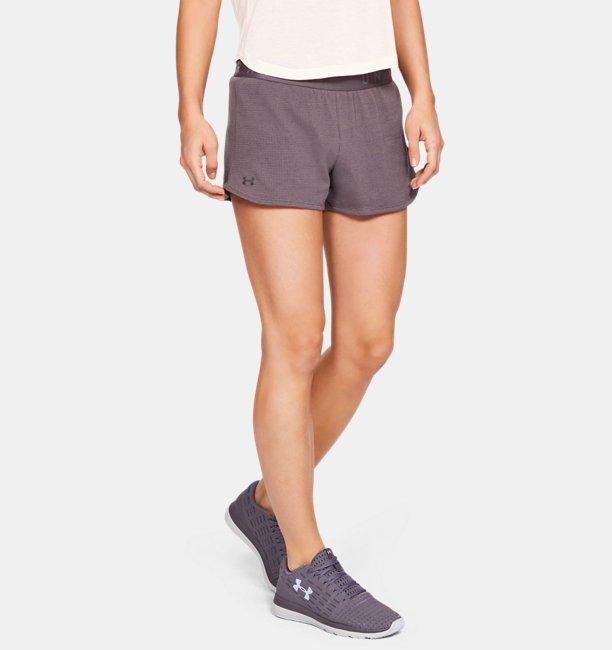 Womens UA Mesh Around Shorts