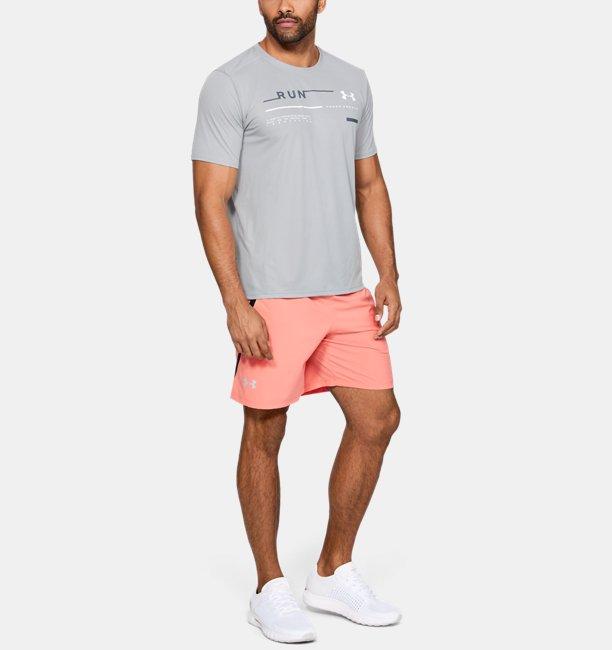 Mens UA Run Graphic T-Shirt