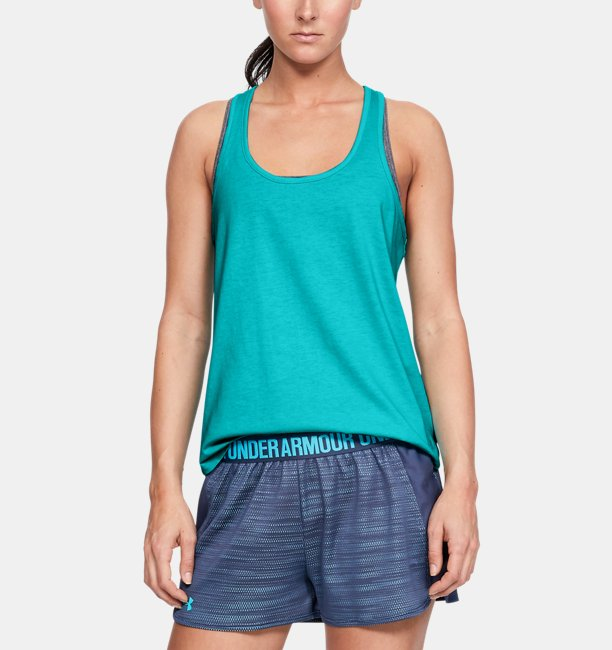 Women's UA Crossback Tank