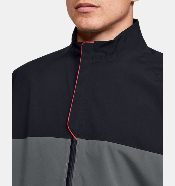 Mens UA Golf Rain Jacket