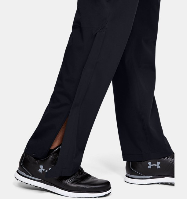 Mens UA Golf Rain Trousers