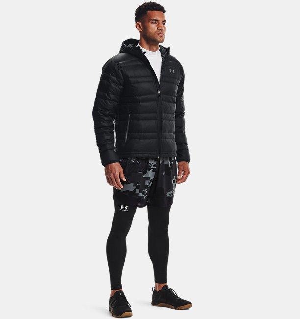 남성 UA 아머 다운 후디드 재킷