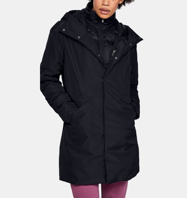 Womens UA Unstoppable Down Parka