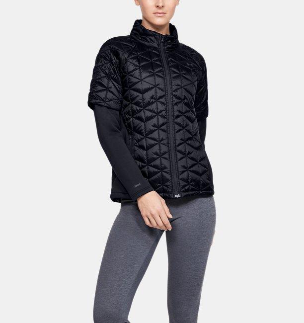 여성 ColdGear® 리액터 골프 하이브리드 재킷