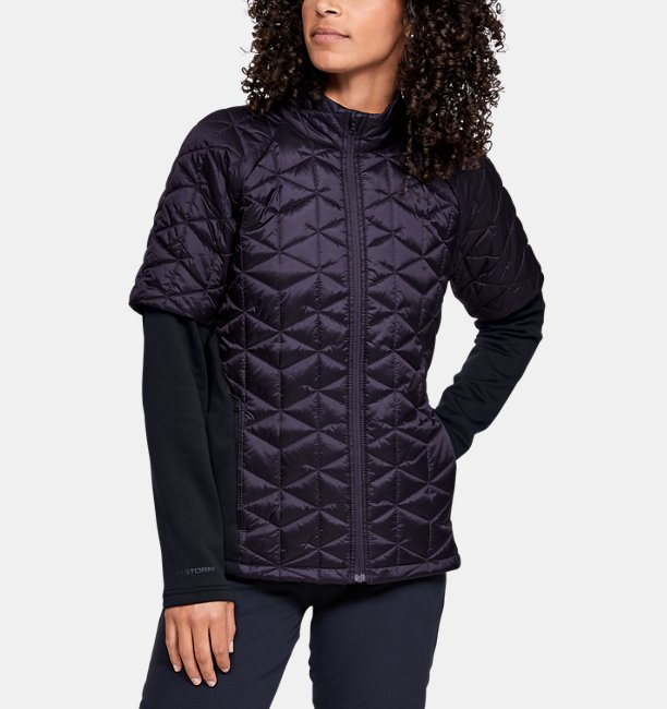 Womens ColdGear® Reactor Golf Hybrid Jacket