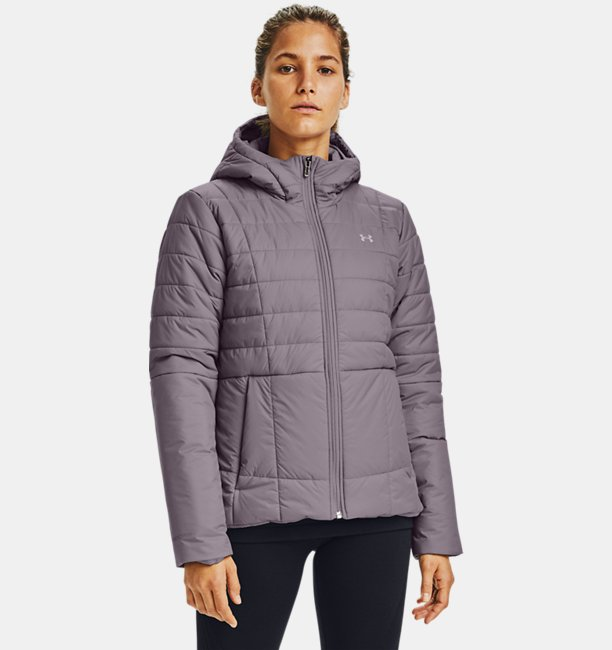 Women's UA Armour Insulated Hooded Jacket