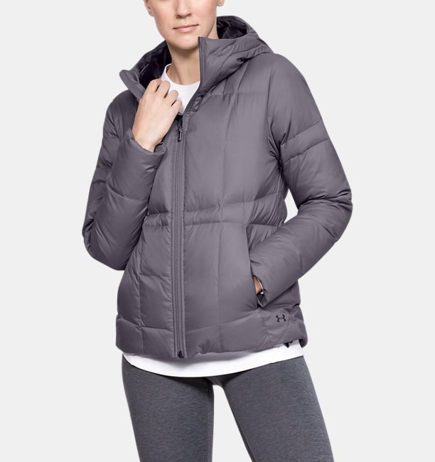 Armour Damen KapuzeUnder Armour UA mit Daunenjacke AT dxBerCoWEQ