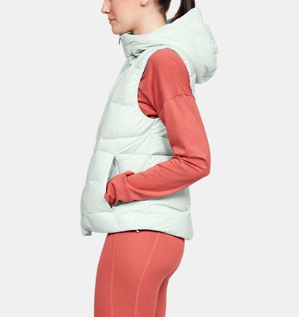 Womens UA Armour Down Vest