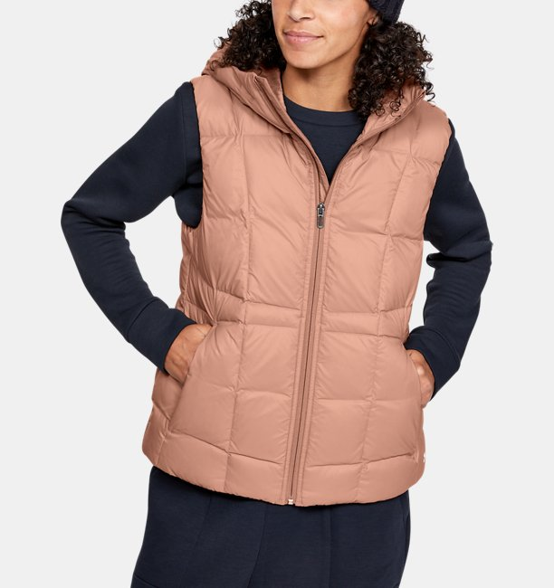Womens UA Armour Down Vest