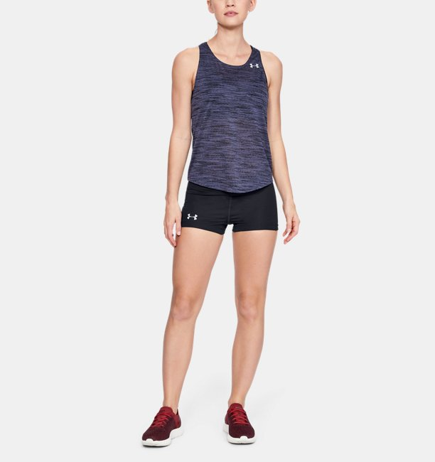 Womens UA Launch Compression Go Short Shorts