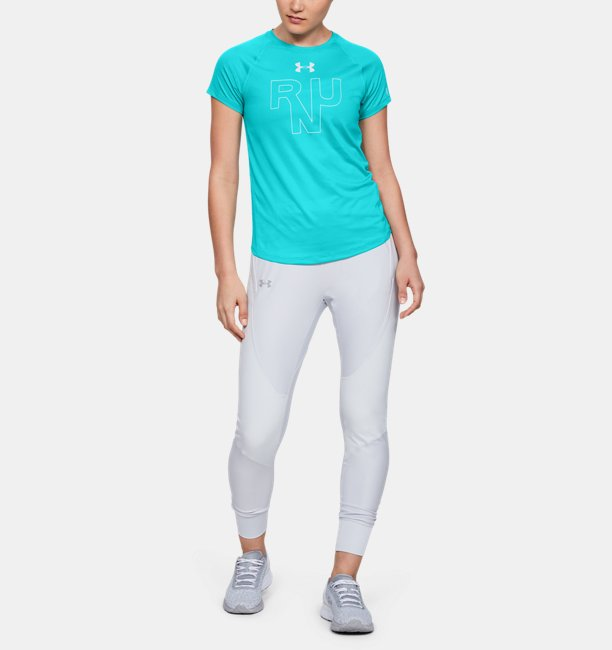 Womens UA Qualifier Short Sleeve