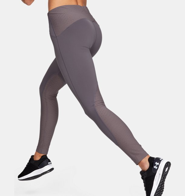 Womens UA Qualifier Speedpocket ColdGear® Tights