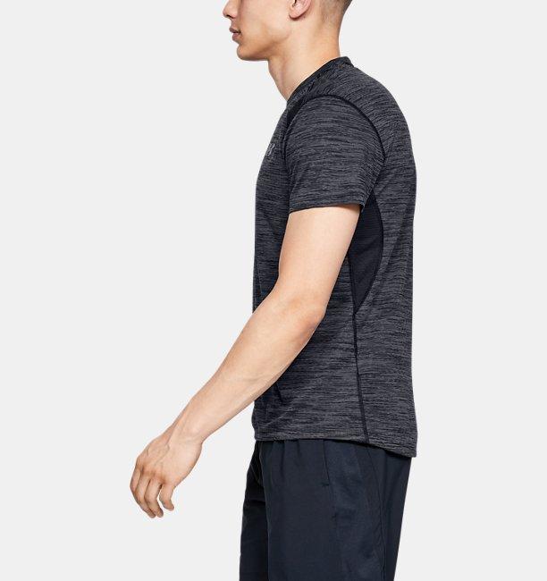 Mens UA Streaker 2.0 Time Lapse Short Sleeve