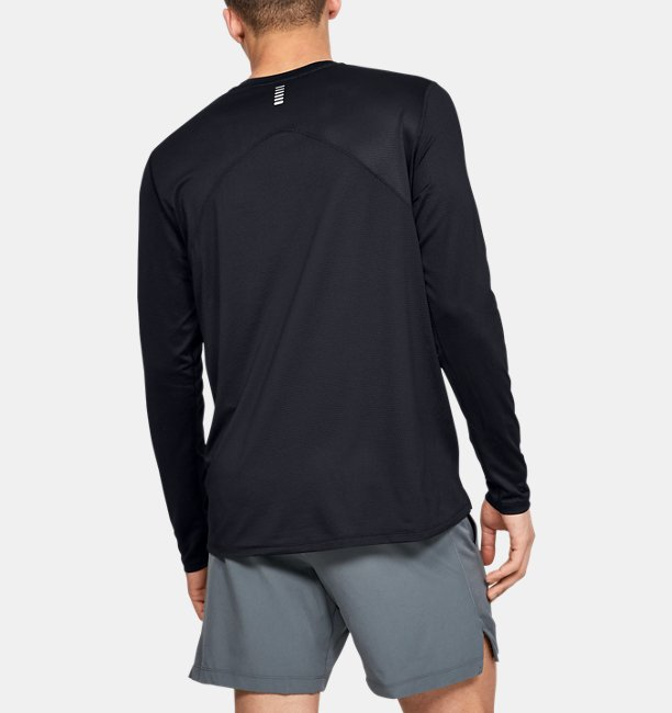 Mens UA Qualifier Long Sleeve