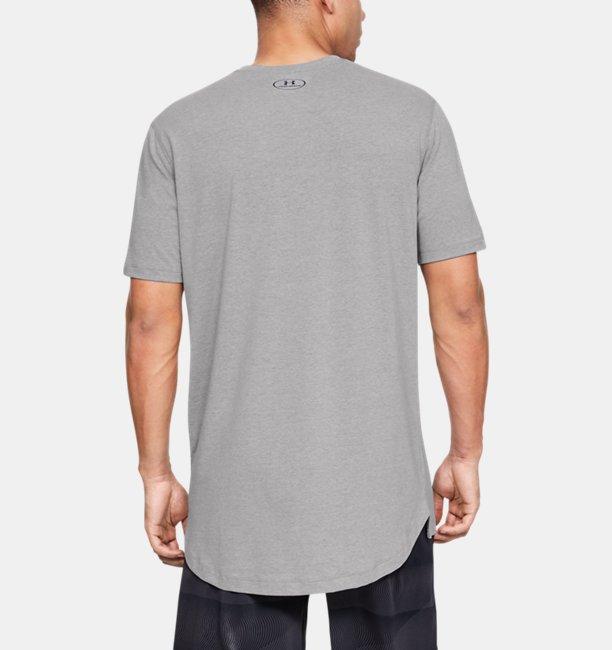 UA SC30 スクリプト ショートスリーブ Tシャツ(バスケットボール/Tシャツ/MEN)