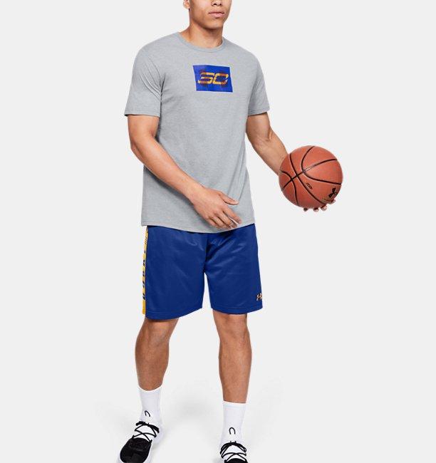 Mens SC30 Overlay Short-Sleeve T-Shirt