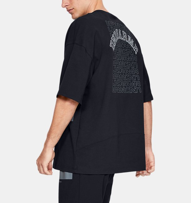 Mens UA Pursuit Short Sleeve T-Shirt
