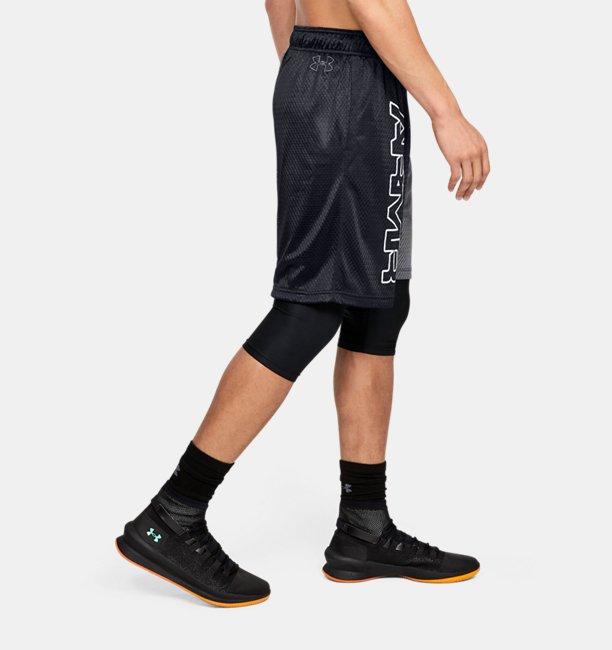 UAベースライン コート ショーツ(バスケットボール/MEN)