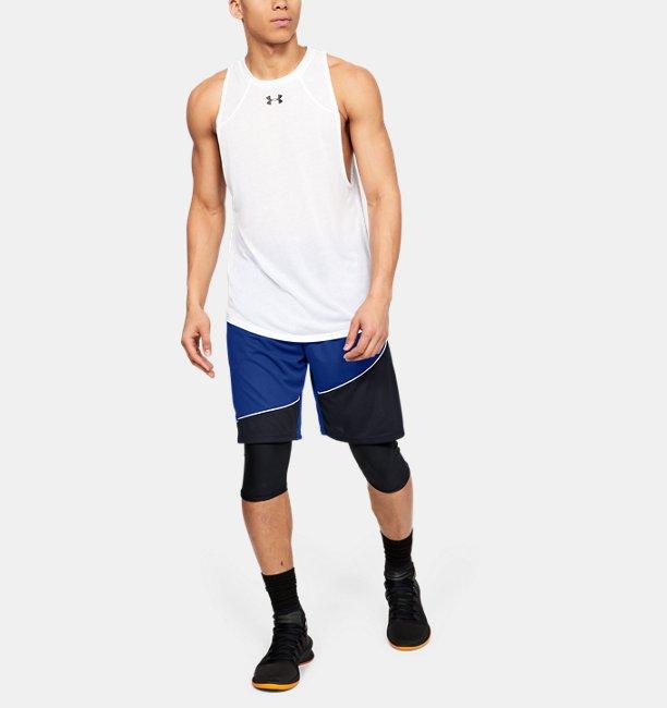 UAベースライン 25cm ショーツ(バスケットボール/ショートパンツ/MEN)