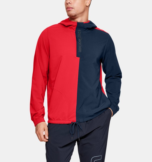 Mens UA Baseline Woven Jacket