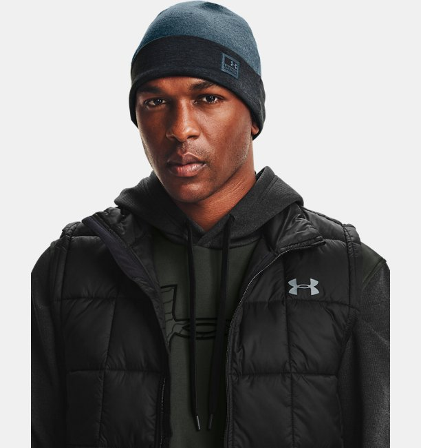 Mens ColdGear Infrared® Fleece Beanie